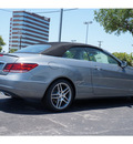 mercedes benz e class 2014 gray e350 gasoline 6 cylinders rear wheel drive automatic 78216