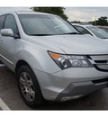 acura mdx 2008 silver suv gasoline 6 cylinders all whee drive automatic 78729