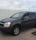 chevrolet equinox 2008 dk  gray suv lt gasoline 6 cylinders front wheel drive automatic 77094