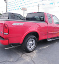 ford f 150 2003 red xlt gasoline 8 cylinders sohc rear wheel drive automatic 32401