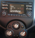 nissan versa note 2014 dk  gray hatchback sv gasoline 4 cylinders front wheel drive not specified 76116