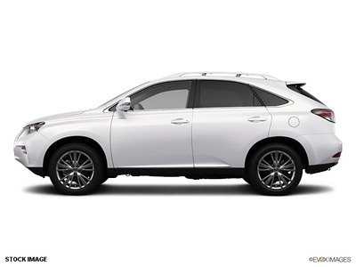 lexus rx 350 2013 suv gasoline 6 cylinders all whee drive automatic 07755