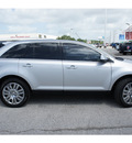 ford edge 2010 silver suv limited gasoline 6 cylinders front wheel drive automatic 77539