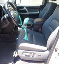 toyota land cruiser 2008 silver suv 8 cylinders 4 wheel drive automatic 79110