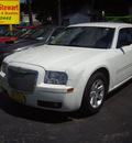 chrysler 300 2006 white sedan touring gasoline 6 cylinders rear wheel drive shiftable automatic 43560