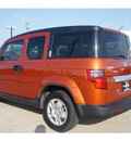 honda element 2009 orange suv lx gasoline 4 cylinders front wheel drive automatic 76502