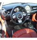 mini cooper 2010 gray hatchback s gasoline 4 cylinders front wheel drive automatic 76502