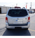 nissan pathfinder 2011 silver suv sv gasoline 6 cylinders 2 wheel drive automatic 78552