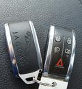jaguar xf 2010 silver sedan 8 cylinders shiftable automatic 27511