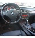 bmw 3 series 2007 black sedan 328i gasoline 6 cylinders rear wheel drive automatic 78753