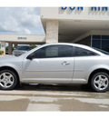 chevrolet cobalt 2008 silver coupe ls gasoline 4 cylinders front wheel drive automatic 76503