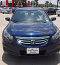 honda accord 2010 blue sedan lx gasoline 4 cylinders front wheel drive automatic 77065