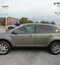 ford edge 2013 dk  gray sel gasoline 6 cylinders front wheel drive automatic with overdrive 60546