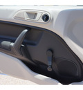 ford fiesta 2012 silver hatchback s gasoline 4 cylinders front wheel drive standard 78539