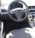 chevrolet malibu 2009 gray sedan lt1 gasoline 4 cylinders front wheel drive automatic 78009