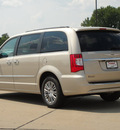 chrysler town country 2014 gold van touring l flex fuel 6 cylinders front wheel drive automatic 62034