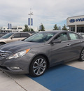hyundai sonata 2013 dk  gray sedan se 2 0t gasoline 4 cylinders front wheel drive automatic 77094