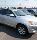 toyota rav4 2010 silver suv limited gasoline 4 cylinders 4 wheel drive automatic 13502