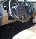 ford f 250 super duty 2012 brown lariat biodiesel 8 cylinders 4 wheel drive shiftable automatic 78216