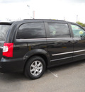 chrysler town country 2012 black van touring flex fuel 6 cylinders front wheel drive automatic 79925