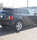 ford edge 2013 black limited gasoline 6 cylinders all whee drive automatic 79110
