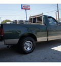 ford f 150 2003 dk  green pickup truck xlt gasoline 8 cylinders sohc rear wheel drive automatic 78217