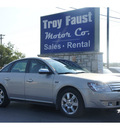 ford taurus 2009 lt  brown sedan limited gasoline 6 cylinders front wheel drive automatic 78028