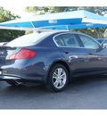 infiniti g25 sedan 2011 dk  blue sedan x gasoline 6 cylinders all whee drive shiftable automatic 78028