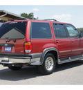 ford explorer 1999 red suv eddie bauer gasoline v8 rear wheel drive automatic 78028