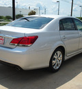 toyota avalon 2011 silver sedan base gasoline 6 cylinders front wheel drive automatic 78232