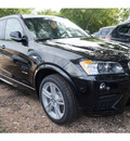 bmw x3 2014 black xdrive35i gasoline 6 cylinders all whee drive automatic 78729
