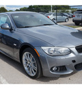 bmw 3 series 2013 dk  gray 335i gasoline 6 cylinders rear wheel drive automatic 78729