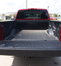 nissan titan 2013 red sv 8 cylinders automatic 76011