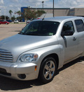 chevrolet hhr 2011 silver suv ls flex fuel 4 cylinders front wheel drive automatic 77566