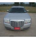 chrysler 300 2006 silver sedan gasoline 6 cylinders rear wheel drive automatic 77587