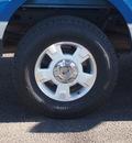 ford f 150 2009 blue xlt flex fuel 8 cylinders 4 wheel drive automatic 79065