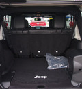 jeep wrangler unlimited 2013 silver suv sahara gasoline 6 cylinders 4 wheel drive automatic 76011