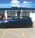 toyota prius 2012 blue hatchback hybrid 4 cylinders front wheel drive automatic 79936