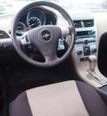 chevrolet malibu 2011 black sedan ls gasoline 4 cylinders front wheel drive automatic 78130