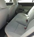 honda civic 2012 white sedan lx gasoline 4 cylinders front wheel drive automatic 77065