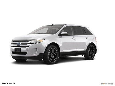 ford edge 2013 suv sel gasoline 6 cylinders front wheel drive shiftable automatic 78550