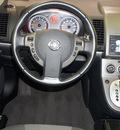 nissan sentra 2012 dk  red sedan 2 0 sl gasoline 4 cylinders front wheel drive automatic 76116