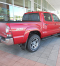 toyota tacoma 2014 red prerunner 4 cylinders automatic 75569