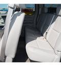 chevrolet silverado 1500 2012 white pickup truck ltz flex fuel 8 cylinders 2 wheel drive automatic 76401