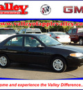 ford escort 1997 black sedan lx gasoline 4 cylinders front wheel drive automatic 55124