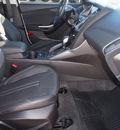 ford focus 2012 silver hatchback titanium flex fuel 4 cylinders front wheel drive automatic 76108
