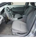 chevrolet malibu 2012 silver sedan ls fleet flex fuel 4 cylinders front wheel drive automatic 78041