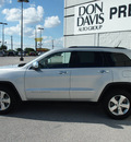 jeep grand cherokee 2012 silver suv limited gasoline 6 cylinders 2 wheel drive automatic 76011