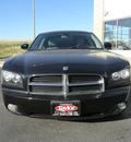 dodge charger 2006 black sedan rt gasoline 8 cylinders rear wheel drive automatic 60915