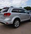 dodge journey 2014 silver flex fuel 6 cylinders front wheel drive automatic 76210